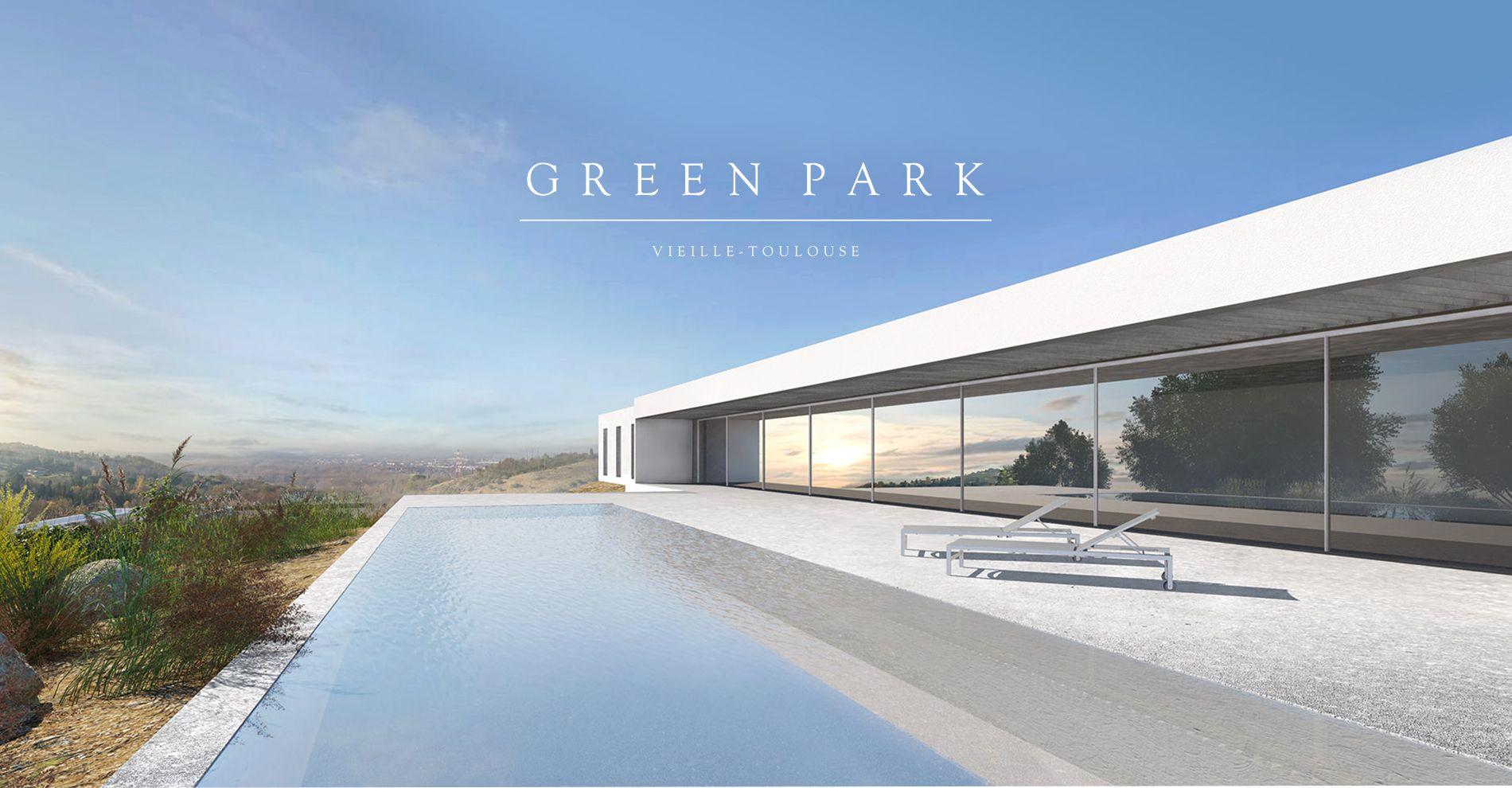 Green Park - Vieille Toulouse - Villa 1