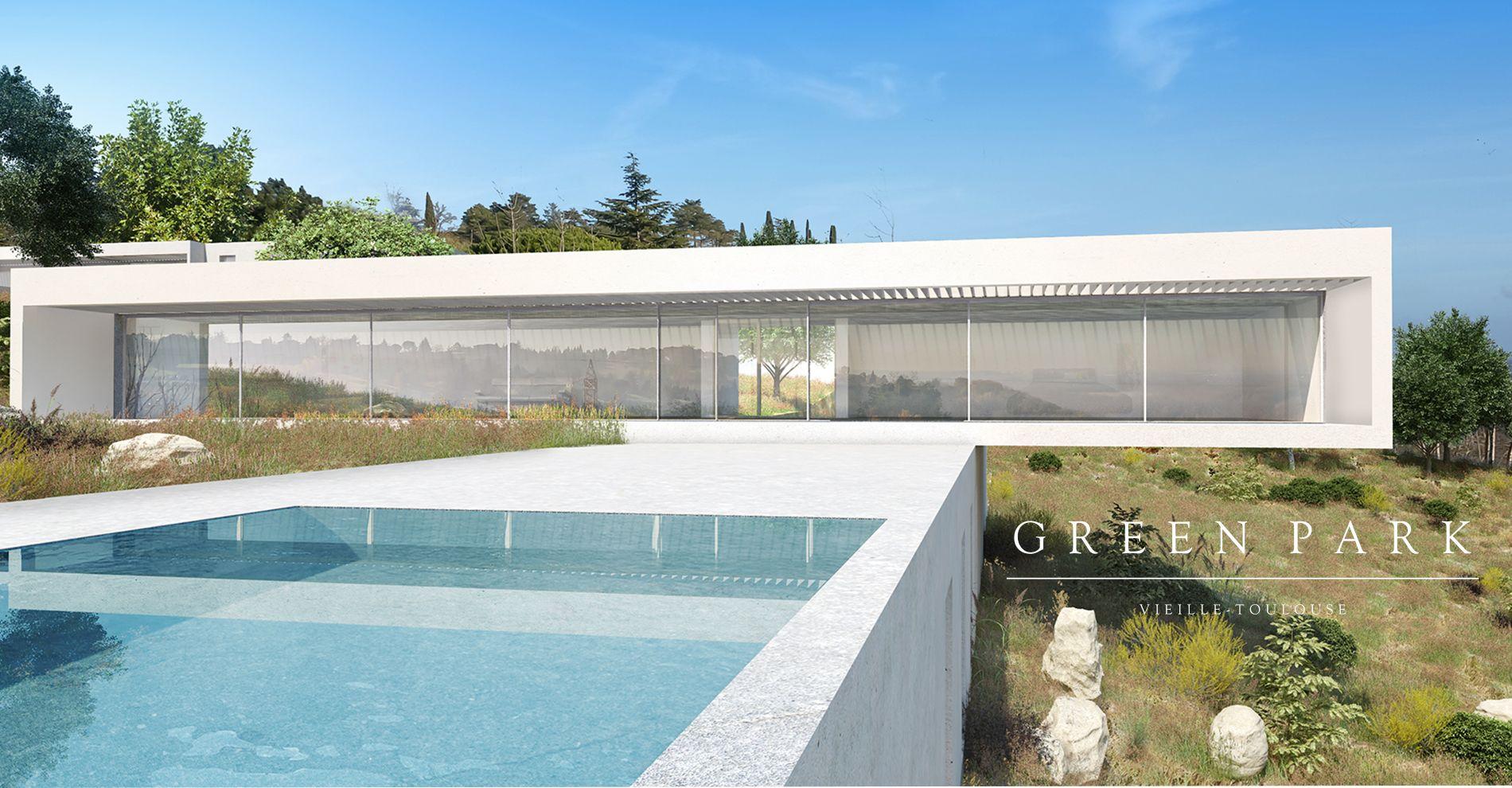 Green Park - Vieille Toulouse - Villa 2
