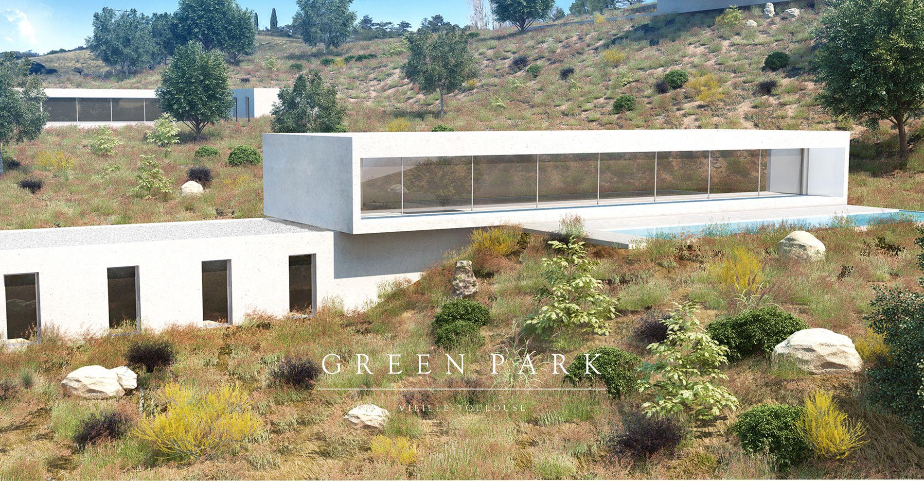 Green Park - Vieille Toulouse - Villa 4